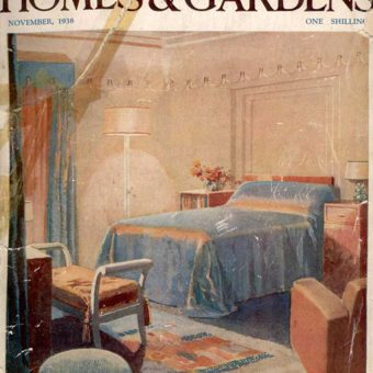 In November 1938 'Homes and Gardens' Visited Hitler's Home in the Bavarian Alps