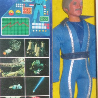 Plastic Also-Rans? The Weird but Awesome Sci-Fi Action Figures of the 1970s