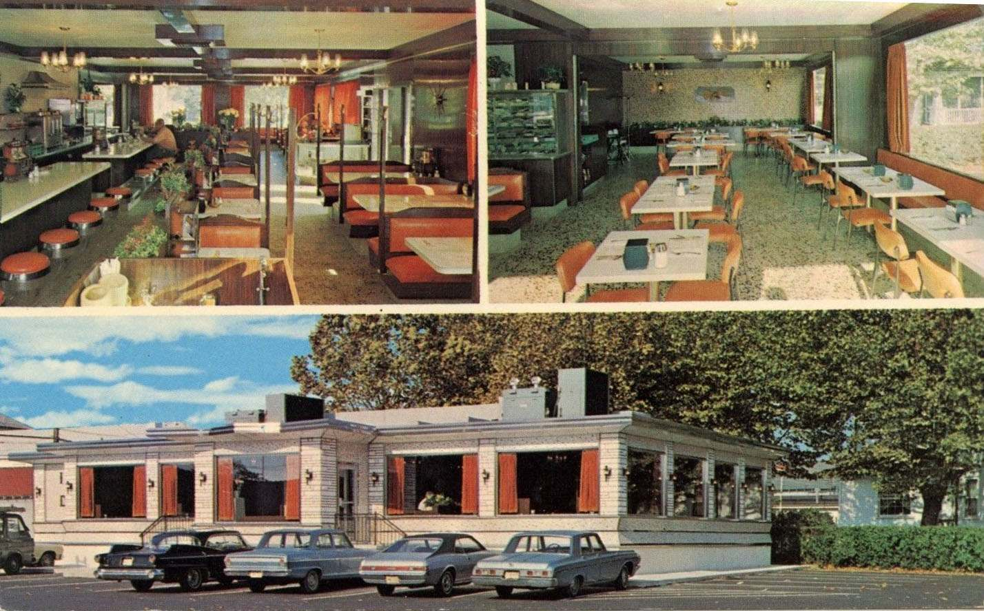 Ideal Diner - EGG HARBOR NJ - c.1960