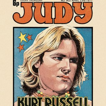 Five Brilliant Judy Comic Covers from the 1970s
