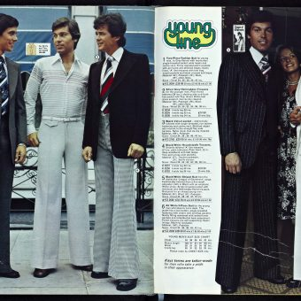 Like Punk Never Happened – Kays Catalogue Menswear from 1977
