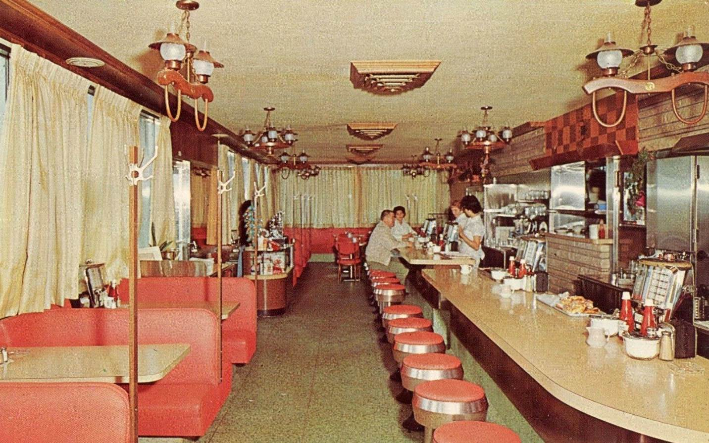 Roadside america a look at mid century diners
