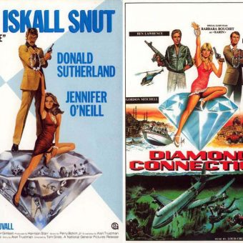 Videokassette Dynamite! 30 Insanely Awesome 1970s Swedish VHS Action Flick Covers
