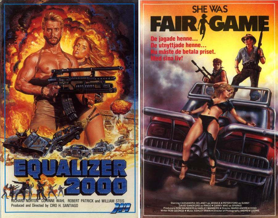 equalizer and fair game