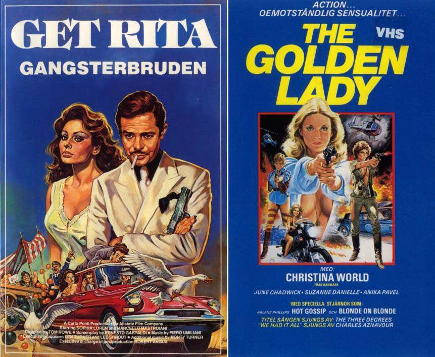 get rita and golden lady
