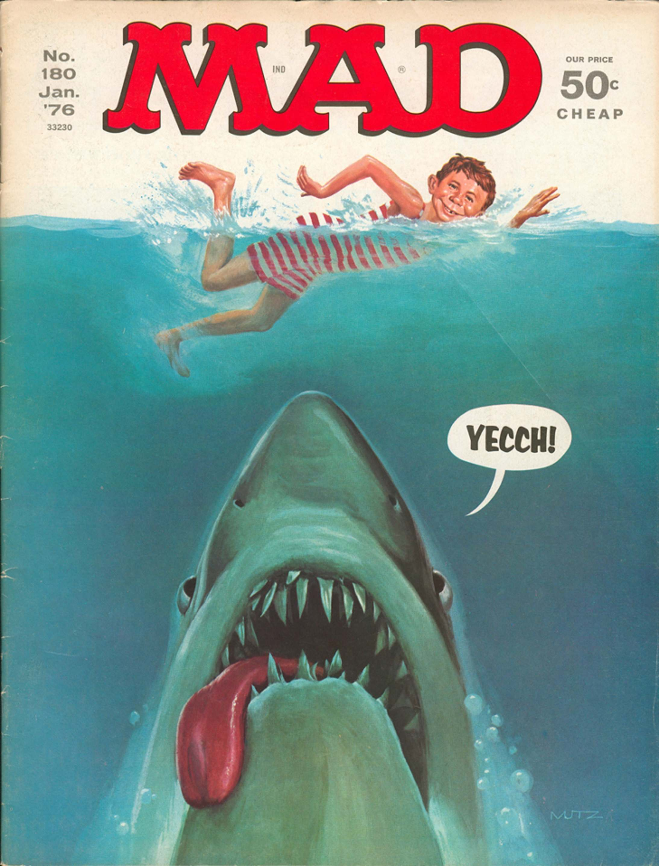 Alfred E. Neuman Goes to the Movies: A Gallery of ...