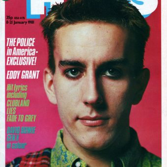 Smash Hits Magazine '81: A Look Inside (When Ska and Synthpop Ruled)