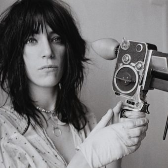 Secret Movies: Judy Linn photographs Patti Smith