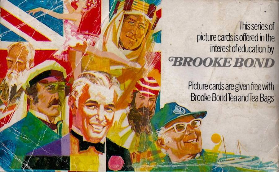 Brooke Bond Picture Cards