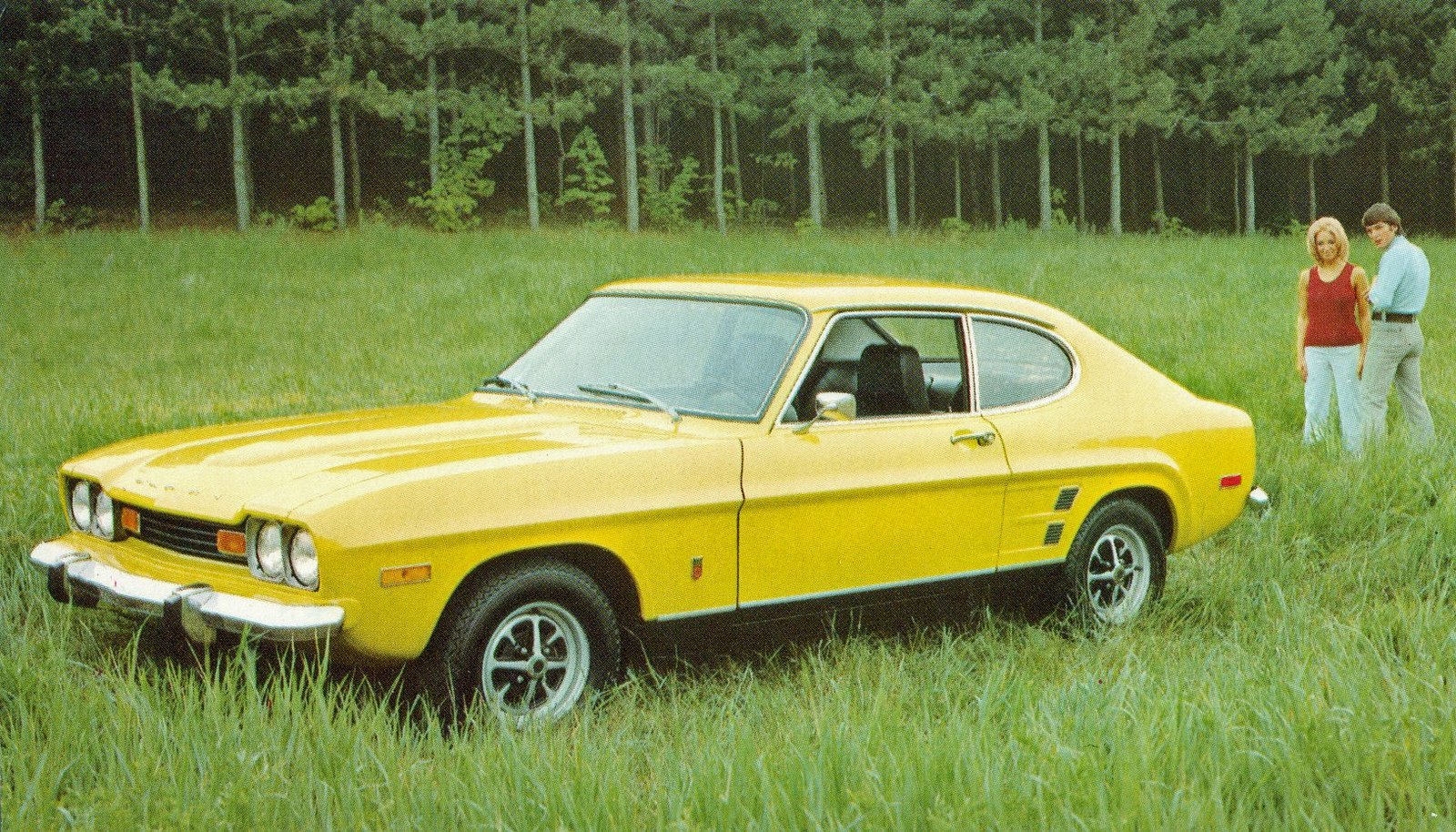 1973 Mercury Capri Sport Coupe