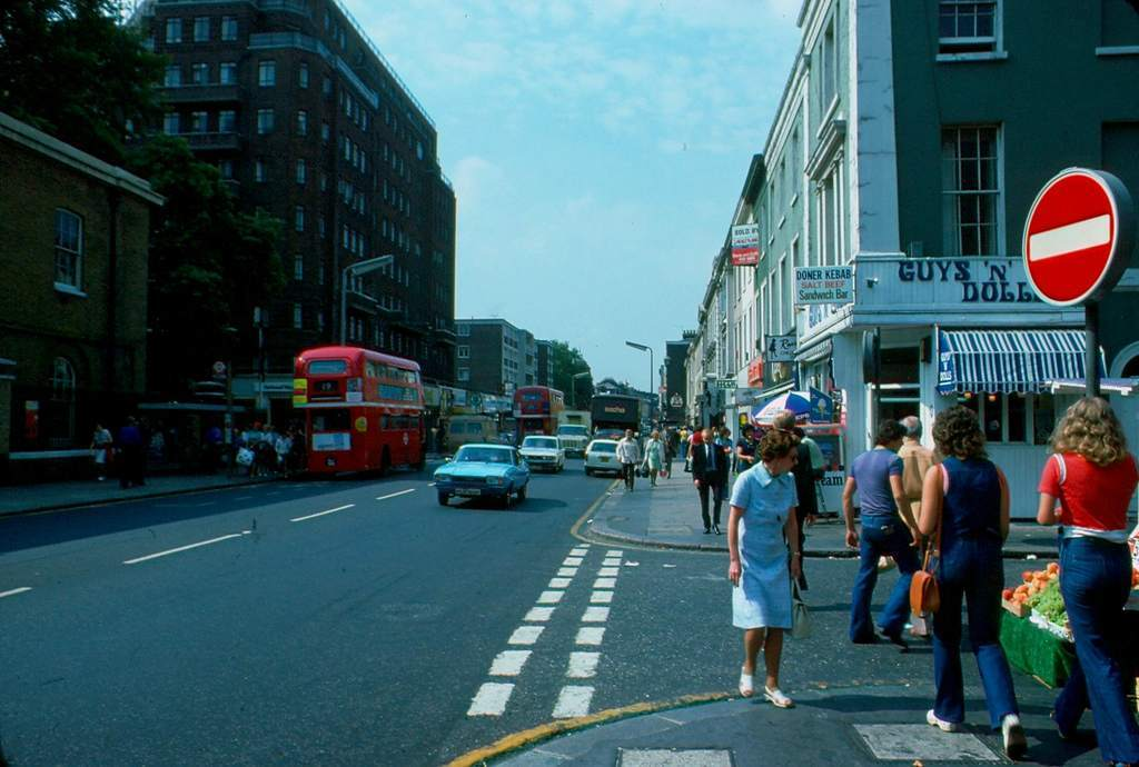 1976 - London - Kings Road 2