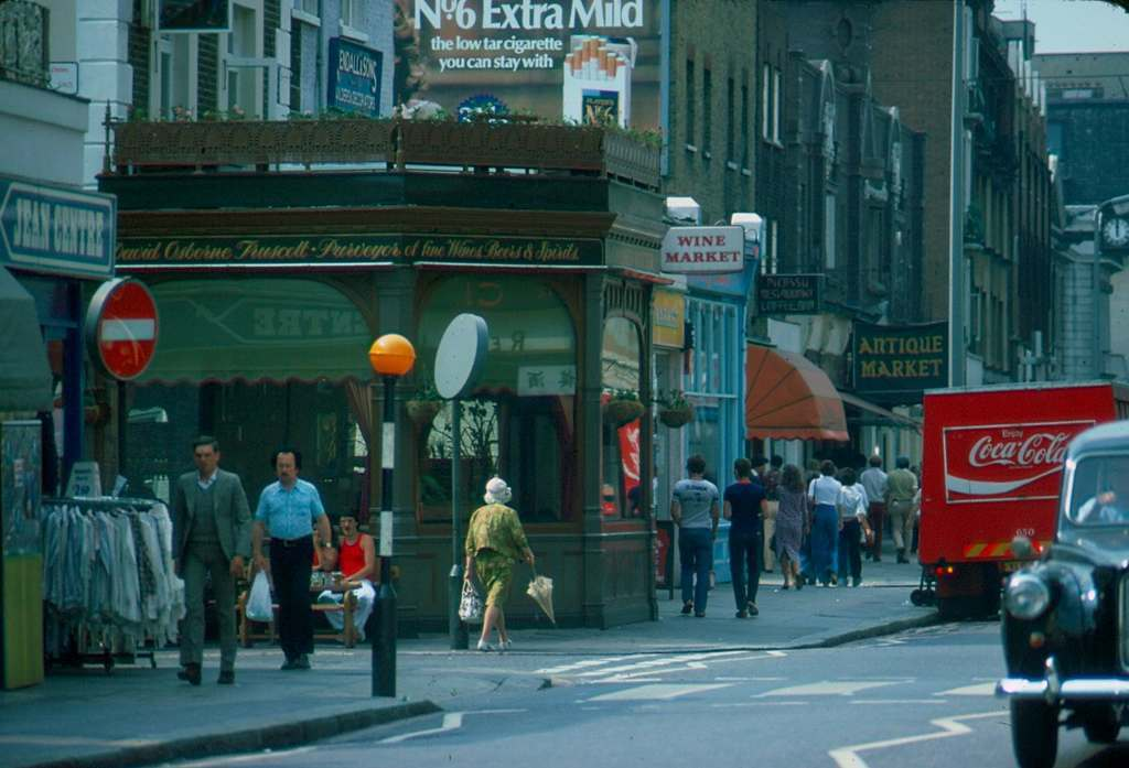 1976 - London - Kings Road 3