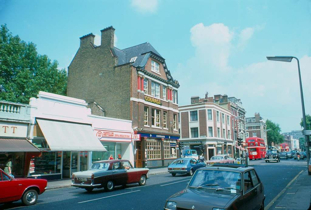 1976 - London - Kings Road Dayvilles