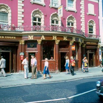 20 Photos of the Kings Road on a Hot August Day in 1976.