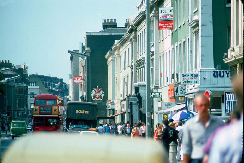 1976 - London - Kings Road