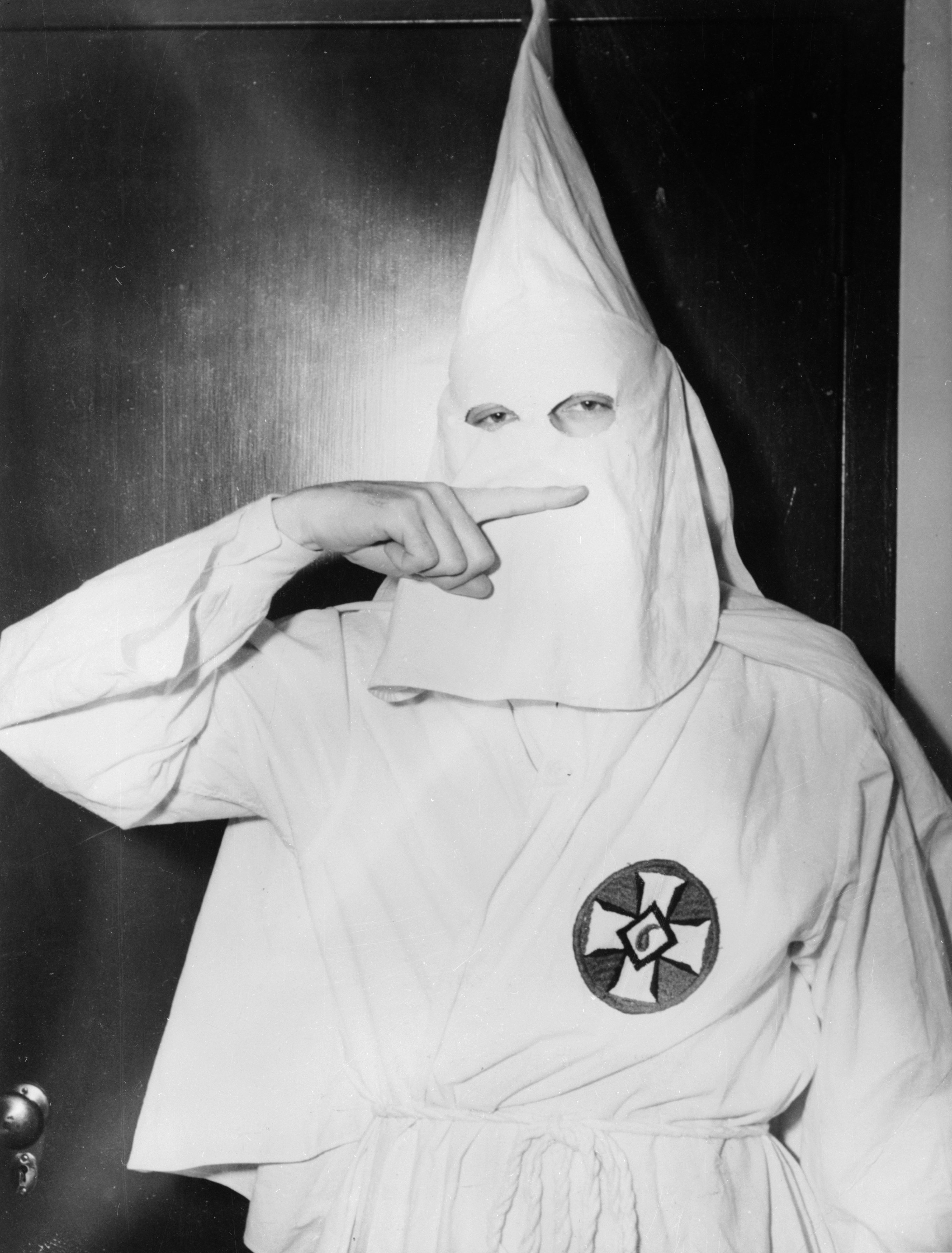 Image result for stetson kennedy in the kkk
