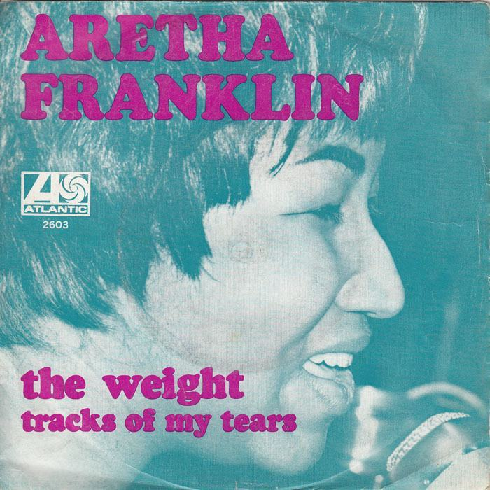 Aretha Franklin The Weight