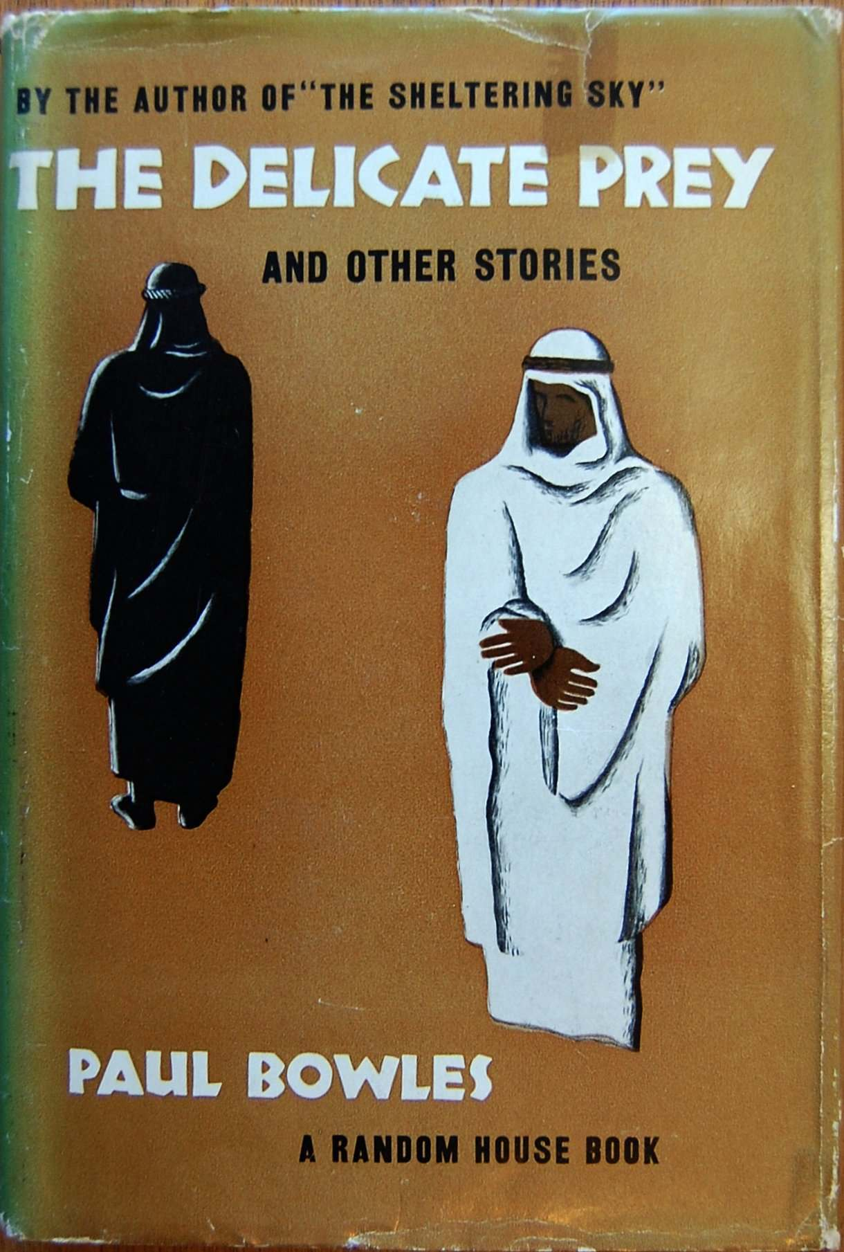 The Delicate Prey and Other Stories by Paul Bowles, c.1950.