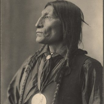 Forty Remarkable Native American Portraits by Frank A. Rinehart from 1899.