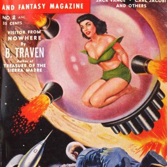 Trapped Under Glass! A Look at a Very Peculiar Trend in Vintage Pulps