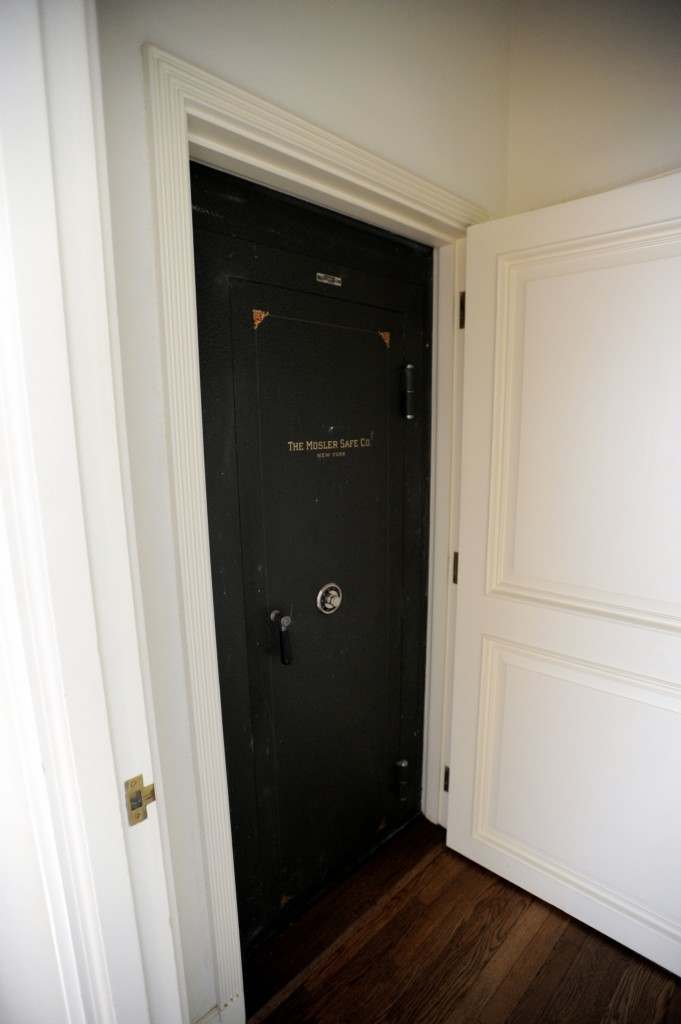 The Mosler safe that filled a closet at Le Beau Château, Huguette Clark's country retreat on 52 acres in New Canaan, Connecticut, unlived in since 1951. When it was opened recently in front of a gaggle of attorneys, all it contained was a set of plans for the addition Clark put on the house in 1952.