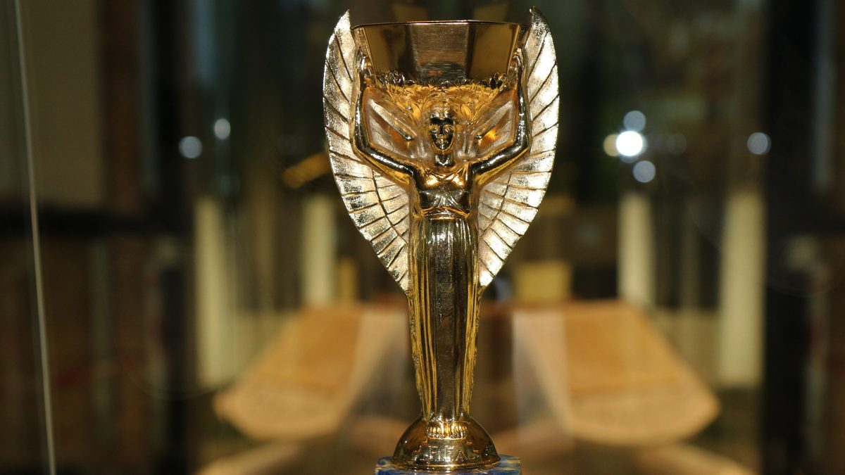 Jules Rimet trophy World Cup