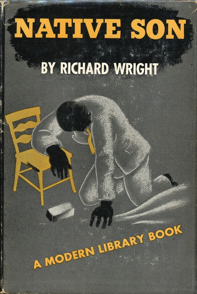 Native Son by Richard Wright. Modern Library, 1945.