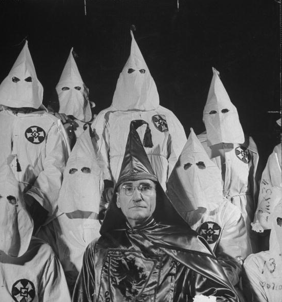 Grand Dragon Sam Green and freinds 1946 kkk