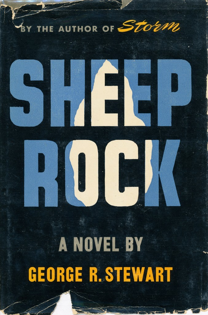 Sheep Rock by George R Stewart. Random House, 1951.