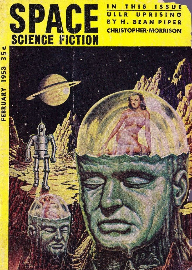 vintage pulps magazine cover