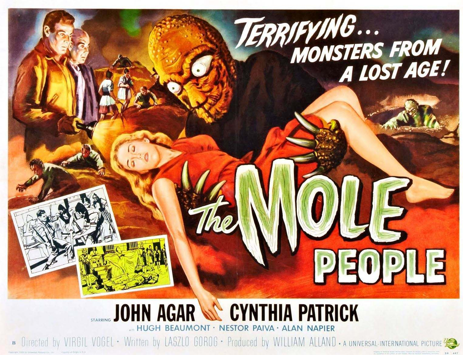 The Mole People 3