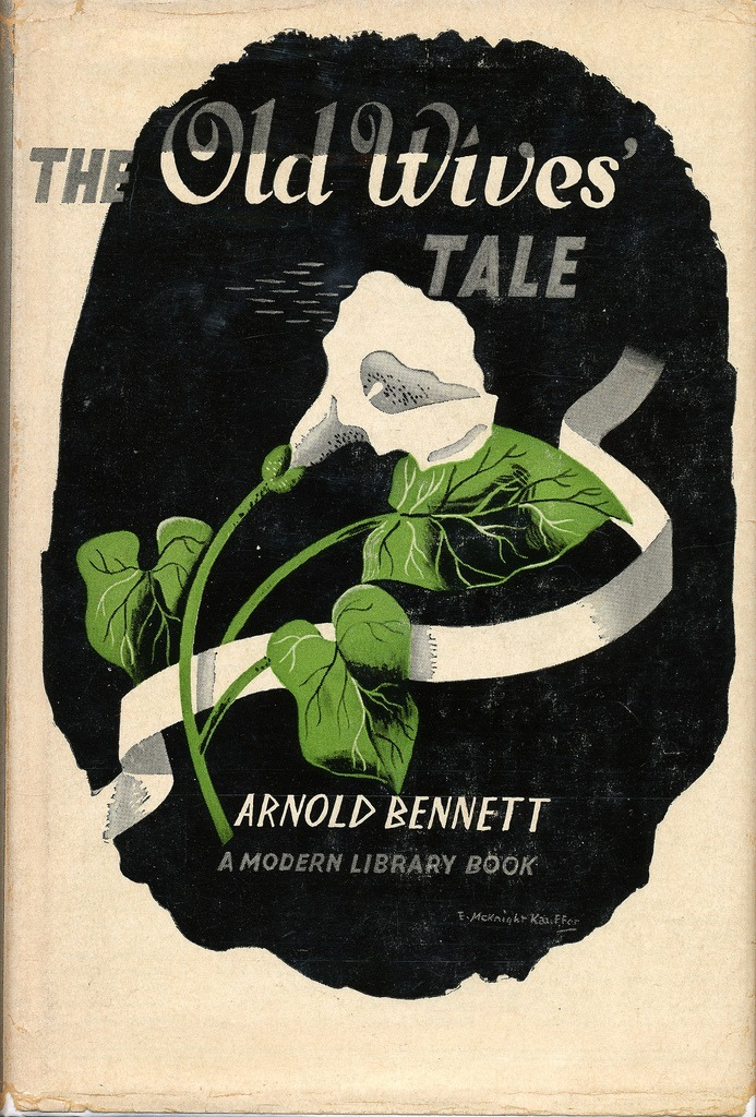 The Old Wives' Tale by Arnold Bennett. Modern Library, 1959.