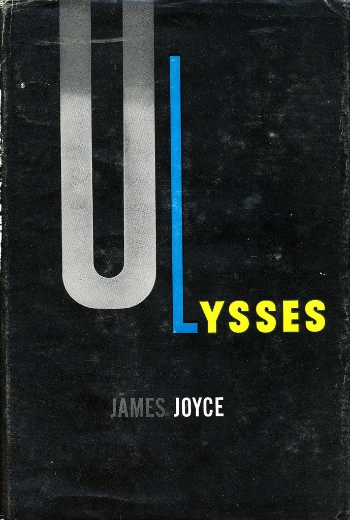 Ulysses by James Joyce. Random House, 1946.