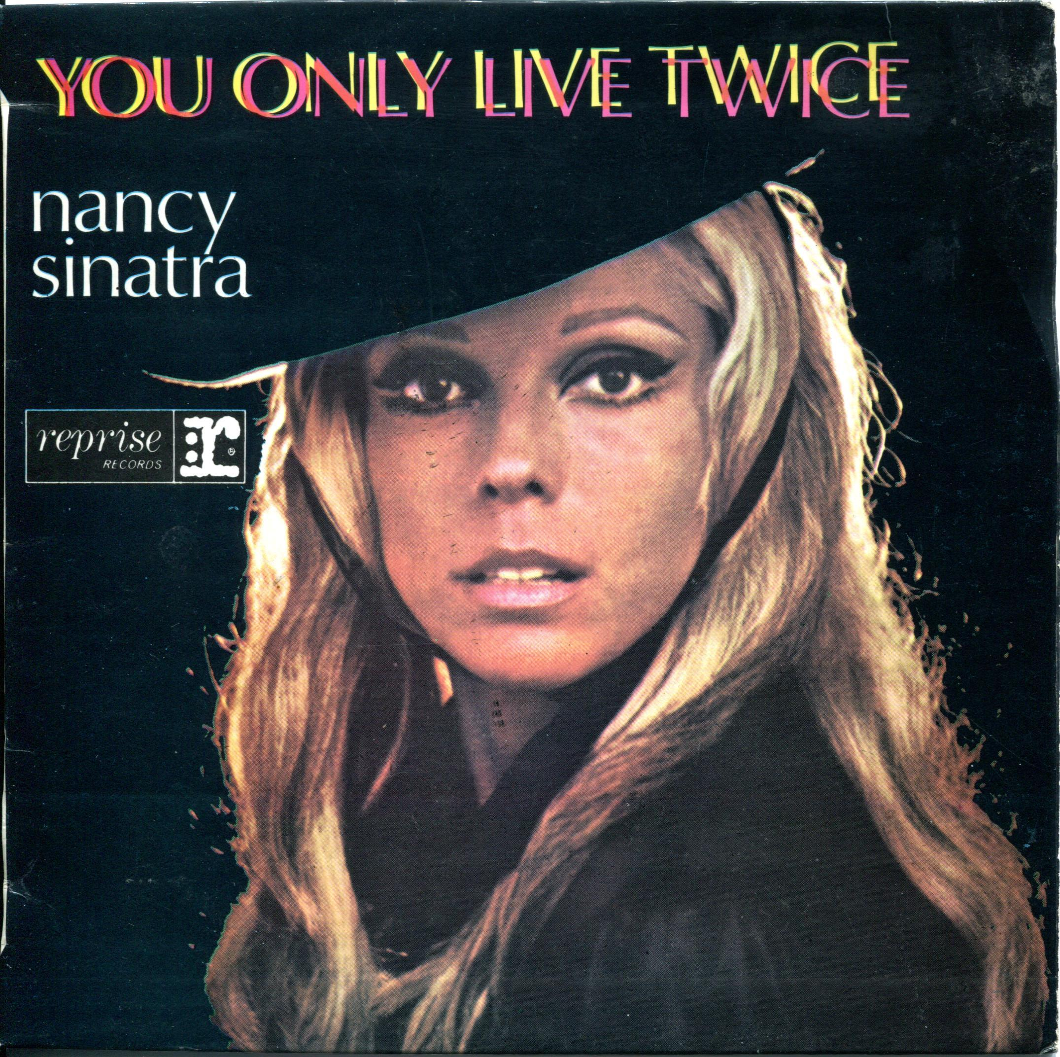 You Only Live Twice Nancy Sinatra black hat