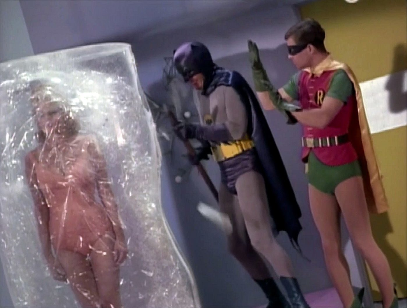 """Batman"" Deep Freeze (TV Episode 1966)"