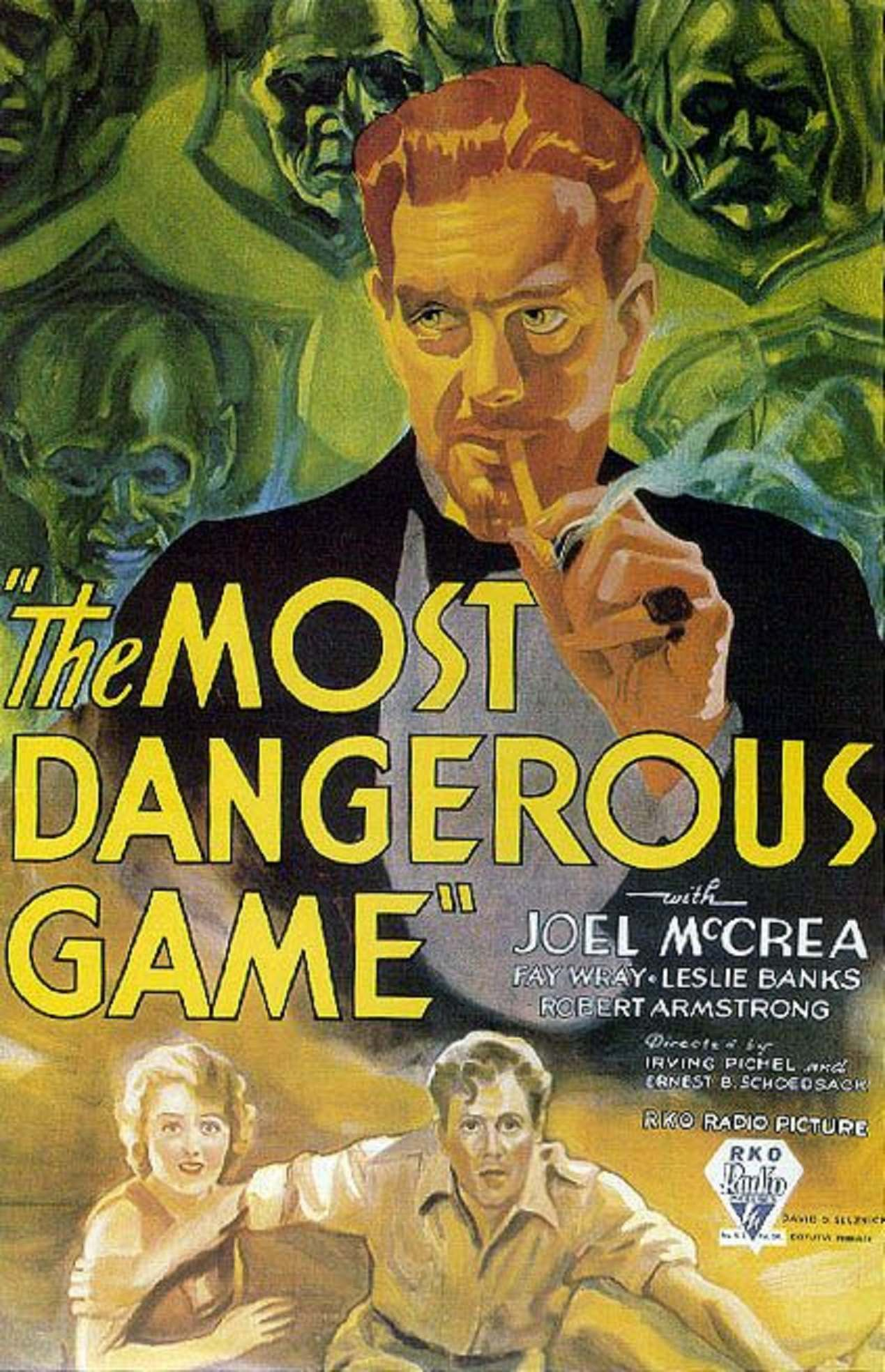 The Most Dangerous Game Questions and Answers