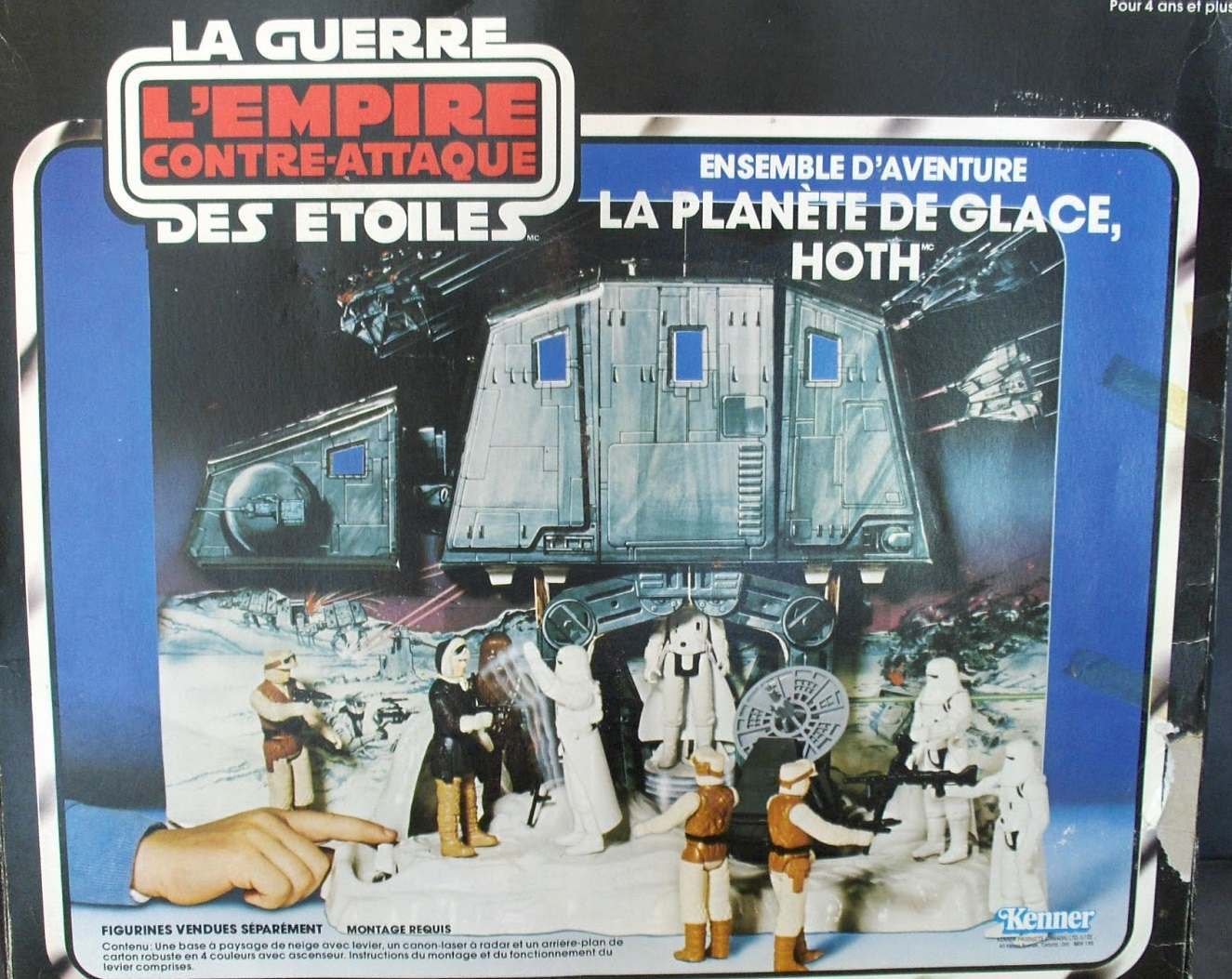 Star Wars Toys 1980s : Kid catastrophes the recycled space toys of s and