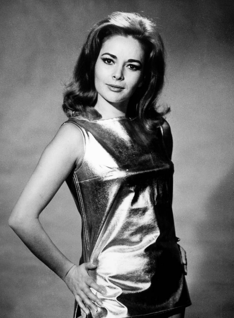 Karin Dor publicity still for You Only Live Twice