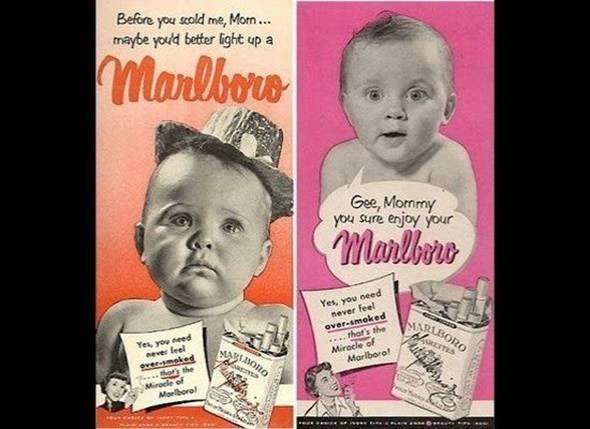 'Have another smoke mama. Have two. Have lots. Smoke a lot, mama. Smoke so much you fall ill and rely on me to look after you. Smoke it up, mama. I can wait to be told off and beaten. And so can you,mama...'