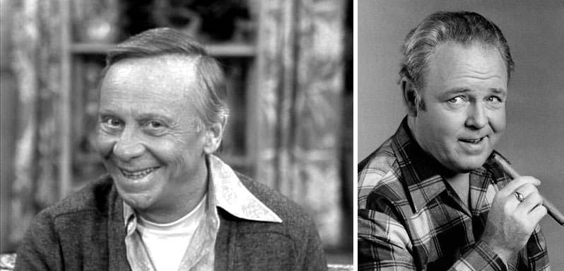 mr roper and archie bunker