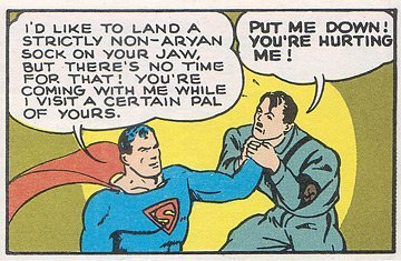 superman nazis