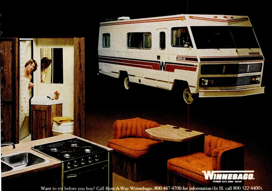 Campers of Shag: A Look Inside Groovy Recreational Vehicles of the 1970s
