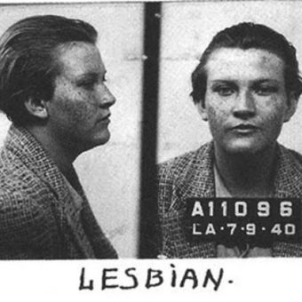 Lost Angels: Mugshots of anonymous women, LA 1930s-1940