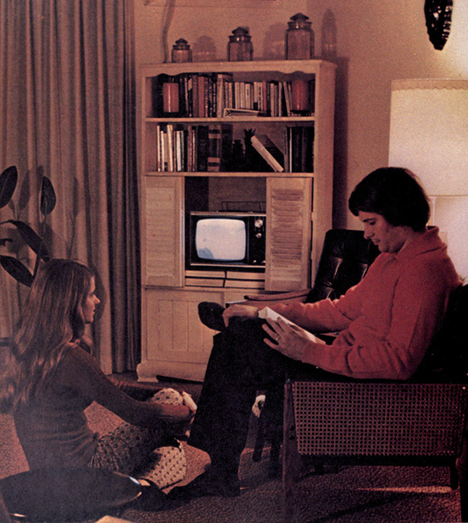 1970s couple television