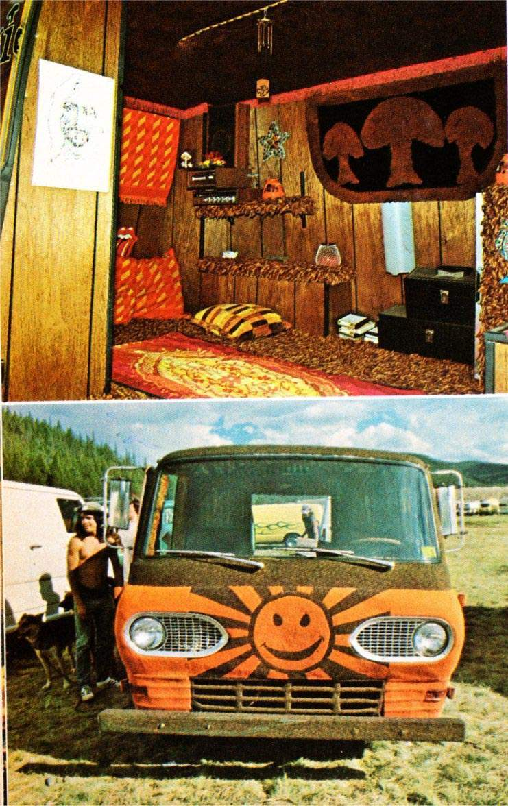 days of the shaggin 39 wagon a look at 1970s custom vans flashbak. Black Bedroom Furniture Sets. Home Design Ideas