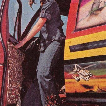 Days of the Shaggin' Wagon: A Look at 1970s Custom Vans