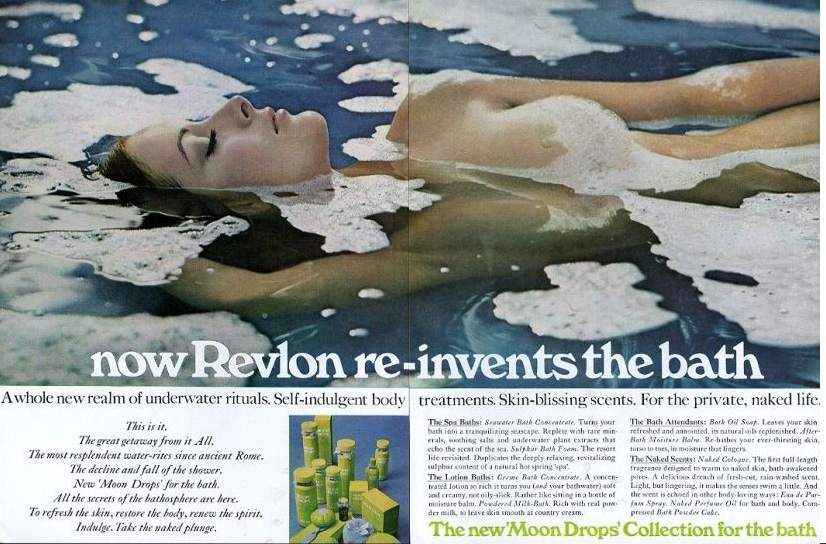 Vintage Nudevertising: The Art of Selling in the Buff