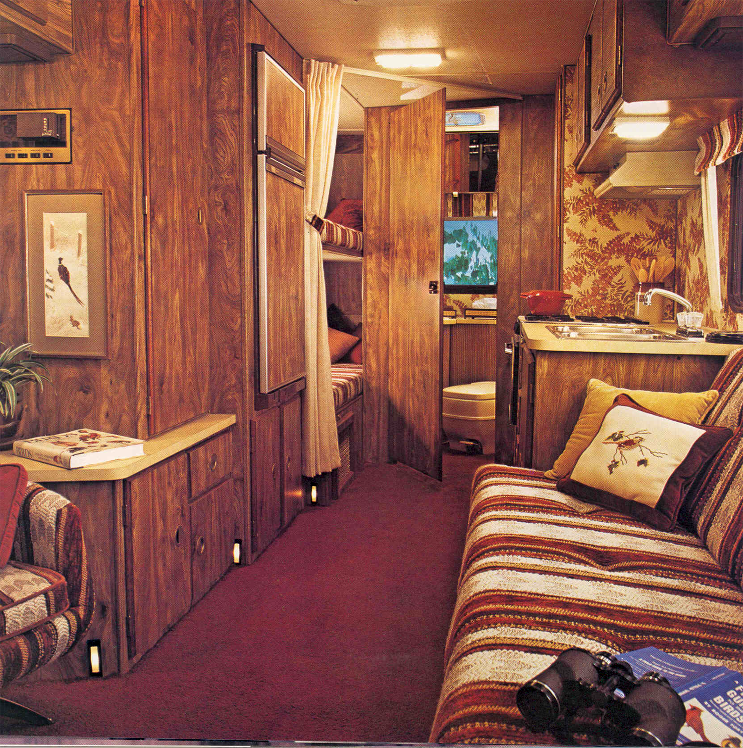 When Living Rooms Went Brown Earth Toning Of American