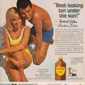 30 Celebrities in Vintage Commercials & Advertising