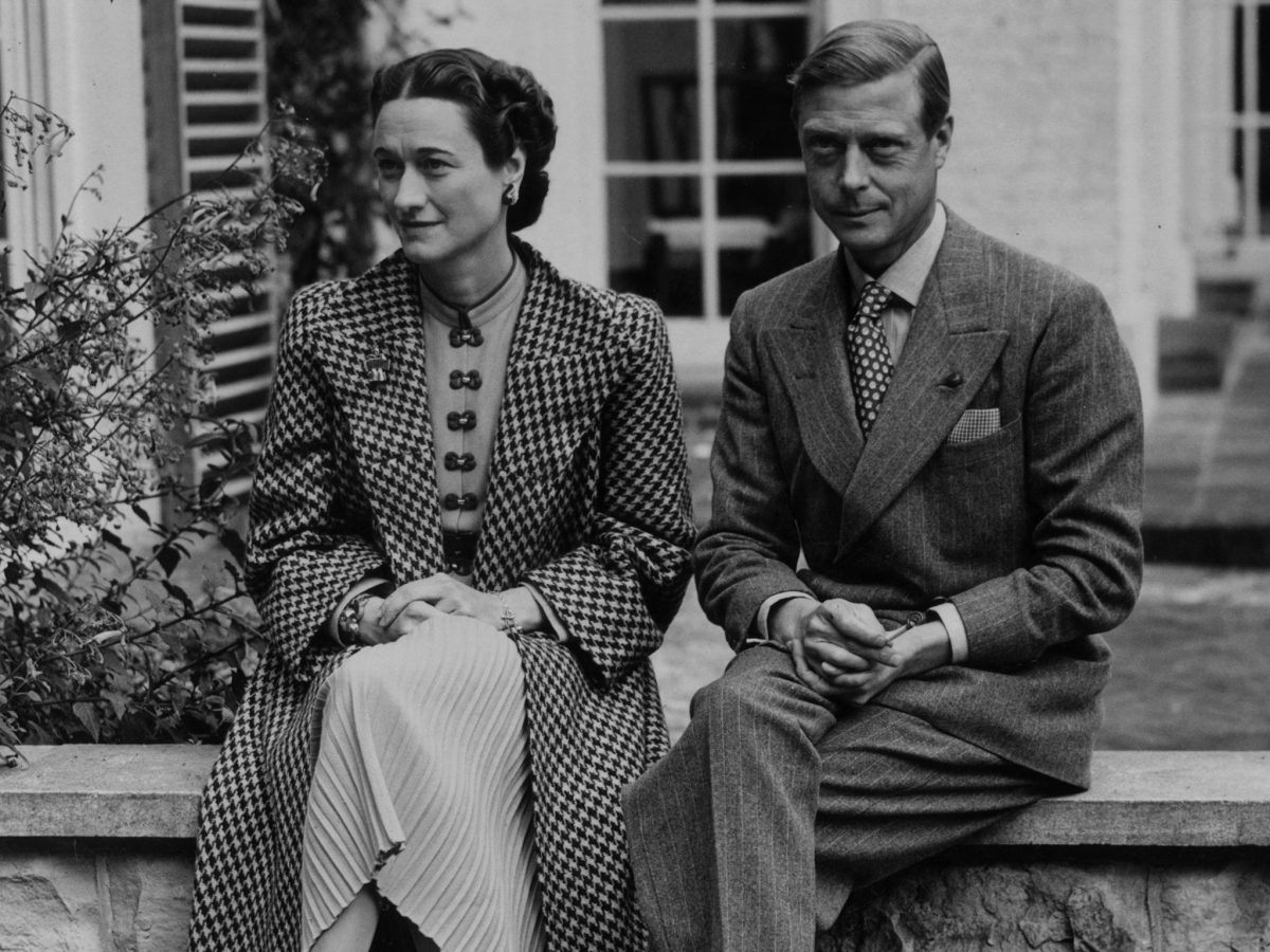 duke and duchess of windsor wedding cake the duchess of s wartime cook book 1942 flashbak 13780